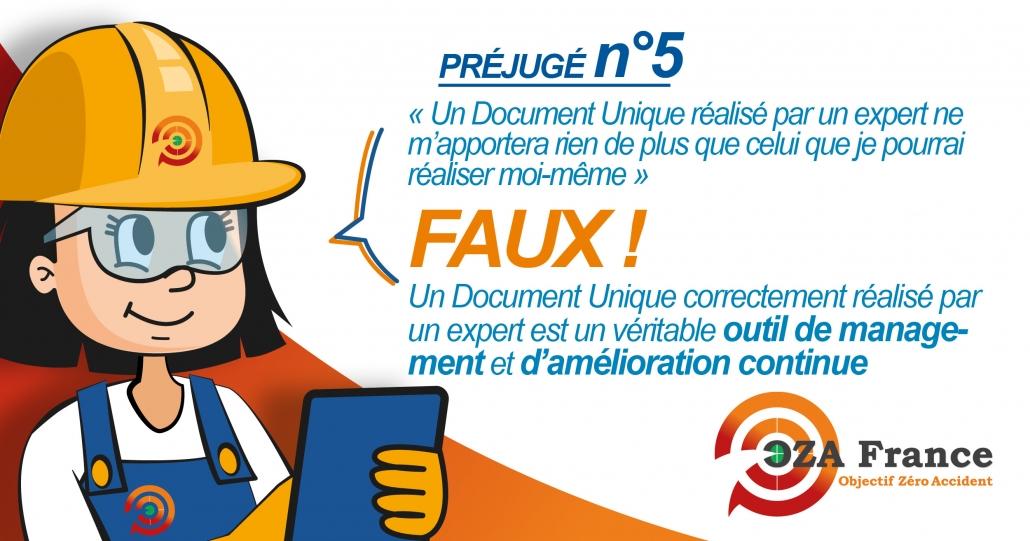 le document unique un outil de management et d'amélioration continue